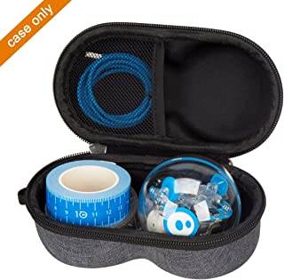 Aproca Hard Travel Storage Case Bag Fits Sphero SPRK+/Sphero Bolt Steam Educational Robot (Grey)