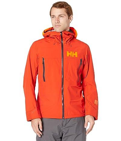 Helly Hansen Sogn Shell 2.0 Jacket (Patrol Orange) Men