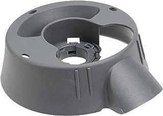 MIRTUX Base de verre compatible avec Thermomix TM31. Garantit un ajustement parfait des lames. Qualité supérieure.