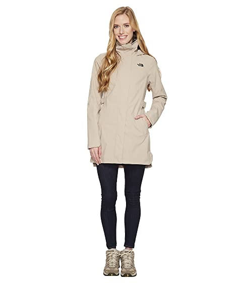 The II Vajilla North Face Laney Trench Beige rSrZq4