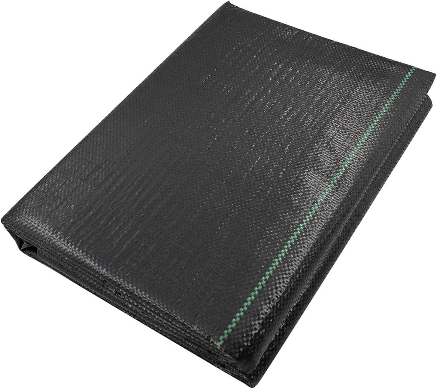 Now free shipping FuXing Weed Control Fabric Classic Membrane Landscape Garden Wo Mat