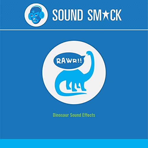 Dinosaur Growl Sound Effect 1 by Soundsmack on Amazon Music