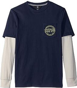 Wilmore Twofer Shirt (Big Kids)