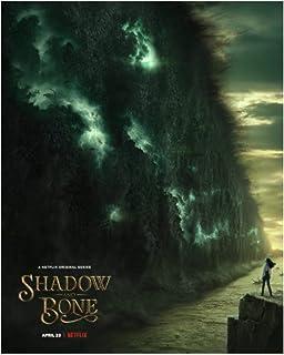 Shadow and Bone Movie Cover Poster Foto Foto poster Canvas Schilderij Poster Art Unieke Kunstwerk 50x70 cm Geen Frame