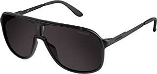 Carrera NEW SAFARI NEWSAFARGTN62NR Aviator SunglassesMTBK SHBK62 mm
