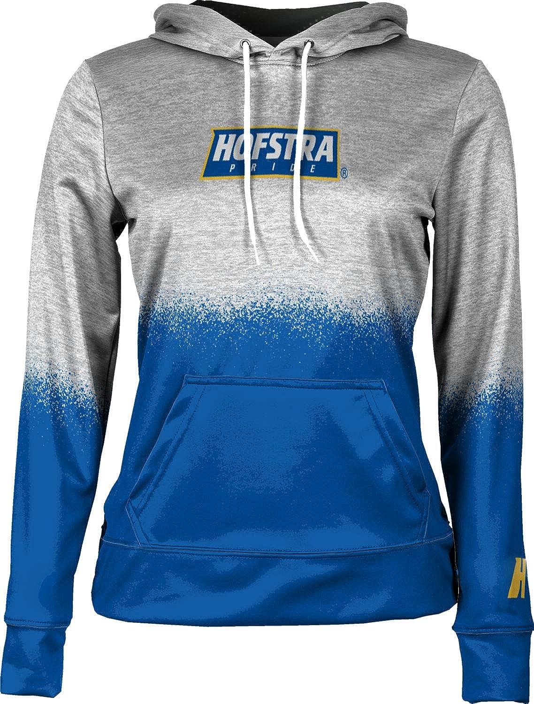 ProSphere Hofstra University Girls' Pullover Hoodie, School Spirit Sweatshirt (Spray Over)