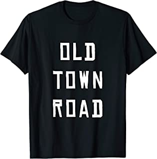 Old Town Road Country Hip Hop 2019 Shirt