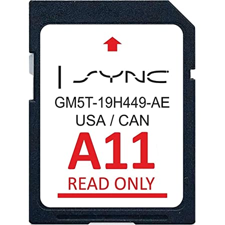 2020 Ford Lincoln A11 Navigation Sd Card Latest Update Ford Navigation Card For Usa And Canada Gm5t 19h449 Ae Gps Navigation