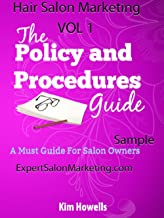 Best marketing policy procedure manual Reviews