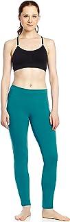 Leveret Women's Pants Cotton Yoga Pants Boot-Leg Workout Legging (Size XSmall-XLarge)