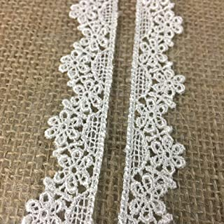 Best ivory lace trim bulk Reviews