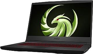 MSI Bravo 15 A4DCR-288XES Laptop, 39,6 cm (15,6 inch), FullHD (AMD Ryzen 5-4600H, 8 GB RAM, 512 GB SSD, Radeon RX5300M-3G...