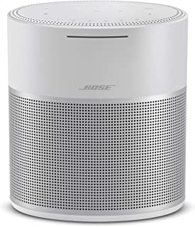Bose Home Speaker 300;Luxe Silver;Smart Speaker with Bluetooth;Wi-Fi and Airplay 2