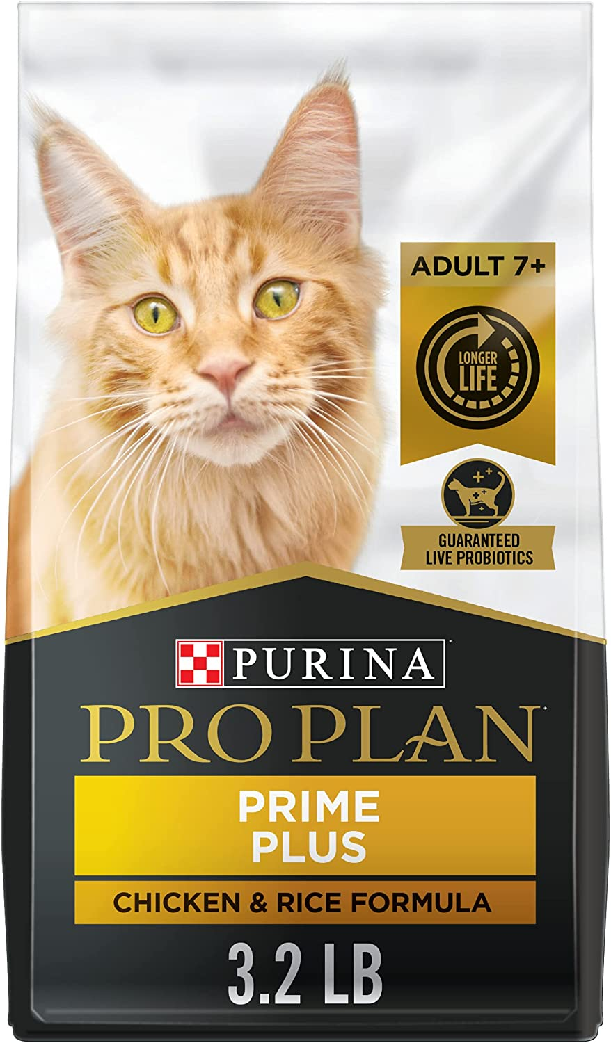 Purina Pro Plan High Dealing full price reduction Protein Immune Senior Food Dry Cat Free shipping Support