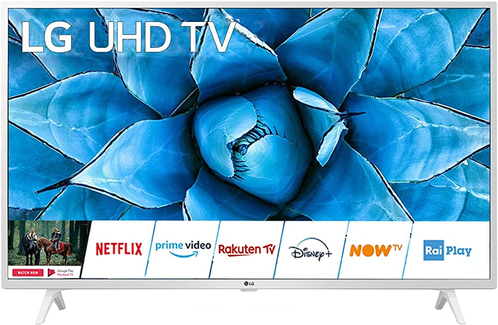 Lg tv 49 pollici 4k ultra hd smart tv wi-fi 49UN73906LE
