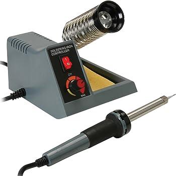 Parts Express Deluxe 30 Watt Soldering Iron Home & Garden Tools ...