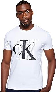Calvin Klein Men's CK GRAPHIC SLIM STRETCH TEE S/S T-Shirt