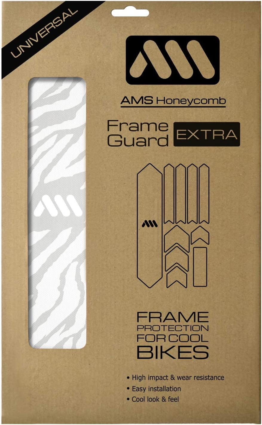 Ranking integrated 1st place All Mountain Style AMS High Impact Max 85% OFF – Guard Extra Frame Prot