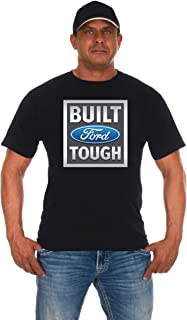 JH DESIGN GROUP Men's Ford Truck T-Shirts in Two Styles Black & Charcoal