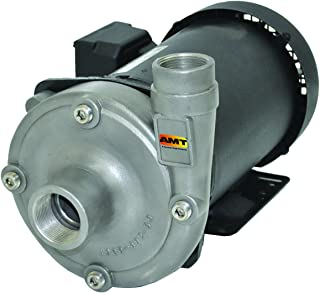 1 Phase 2 NPT Female Suction /& Discharge Ports 2 NPT Female Suction /& Discharge Ports AMT Pumps 1-1//2 HP 115//230V Cast Iron AMT Pump 2762-95 Self-Priming Centrifugal Pump Curve A