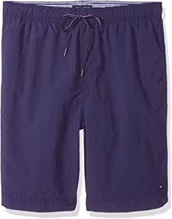 Tommy Hilfiger Men's Big and Tall Swim Trunks