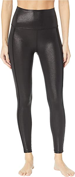 Ride It High-Waisted Midi Leggings
