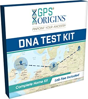 GPS Origins DNA Test for Ancestry – Shows Migration Routes