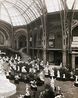 Grand Palais Paris Expo 1900 Poster Print by Science Source (18 x 24)