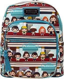x Stranger Things Starcourt Mall Chibi Mini Backpack