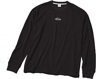 [ナノユニバース] FRUIT OF THE LOOM フルーツオブザルーム 別注 ロングスリーブ フォト Tシャツ メンズ