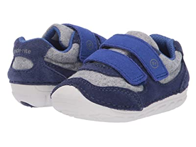 Stride Rite SM Mason (Infant/Toddler) (Navy) Boys Shoes