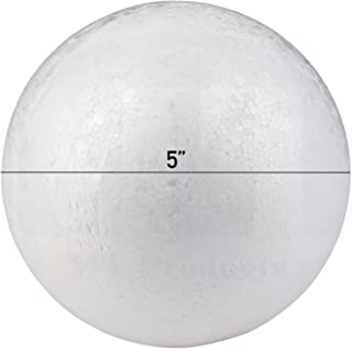 Best polystyrene balls 5cm Reviews