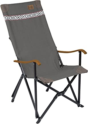 Klappstuhl Garten Stuhl Klappsessel Angeln Retro BO-CAMP Campingstuhl Madison