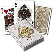 theory11 Artisan Playing Cards (White)