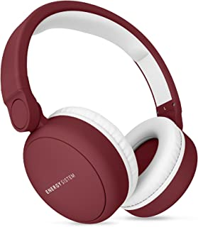 Energy Sistem Headphones 2 Bluetooth Ruby Red (Over-Ear, 180foldable, rechargeable battery, audio-in)