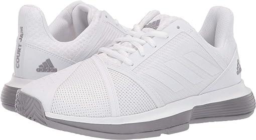 Footwear White/Footwear White/Light Granite