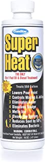 ComStar 60-130 Super Heat 8-In-1 Heating and Fuel Oil Treatment, 16 oz