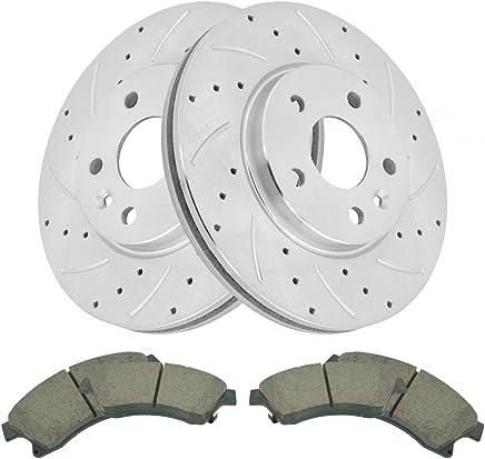 Disc Brake Pad Set-Standard Premium Disc Brake Pad Front fits 15-16 Ford Focus