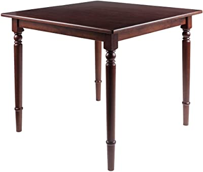 Winsome 94736 Mornay Dining Table, Walnut