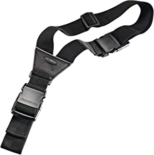 Samsonite Add-a-Bag Strap for Spinners, Black, One Size