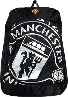 manchester united backpack black