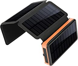 Best ayyie solar charger 10000mah solar power bank Reviews