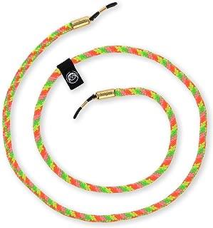 Eternal Project Cord/ón Gafas Sujeci/ón Set 4 Colores con Mopa de Limpieza Gafas