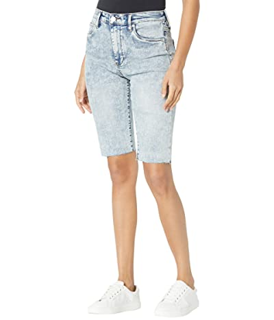 Blank NYC Sustainable The Leonard Knee Length Shorts in Chat Room Women