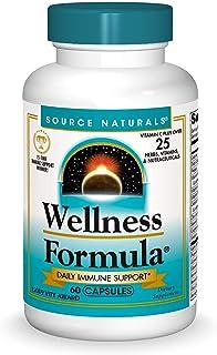 Source Naturals Wellness Formula Bio-Aligned Vitamins & Herbal Defense for Immune System Support - Dietary Supplement & Im...