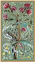 Orenco Originals William Morris Oak Roses Design Counted Cross Stitch Pattern
