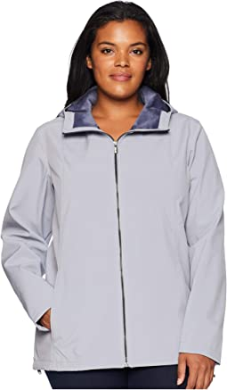 Plus Size Kruser Ridge™ Plush Softshell Jacket