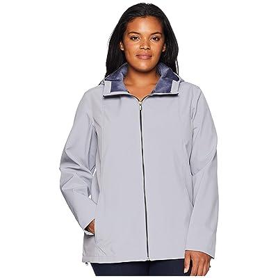 Columbia Plus Size Kruser Ridgetm Plush Softshell Jacket (Astral) Women