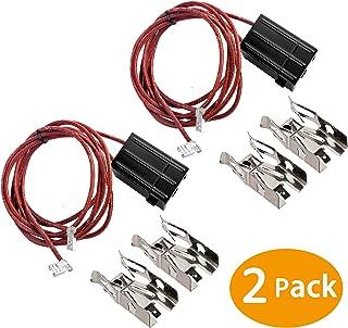 WB17T10006 Terminal Block Kit for GE Electric Stove,Range Surface Burner Receptacle (2 pack)