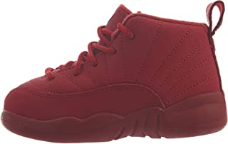 retro 12 gym red toddler